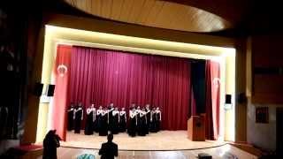 İstanbul Üniversitesi Dans Kulübü Ölümsüz Koreografisi