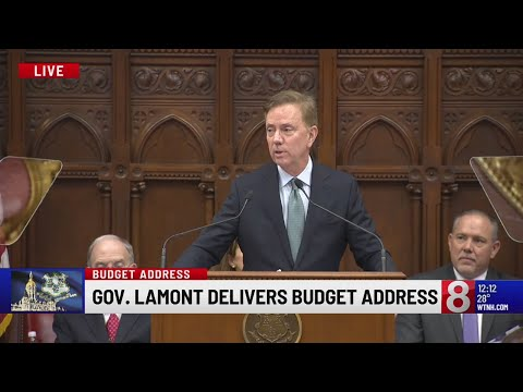 Adam Rivers - Governor Lamont's budget address proposes a ton of new taxes for us