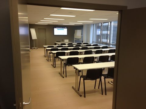 Conference room in Brussels - European district