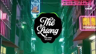Thê Lương - Phúc Chinh ( KProx Remix ) | Nhạc Trẻ EDM Tik Tok Gây Nghiện Hay Nhất