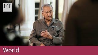 Mahathir steps up 1MDB probe against Najib