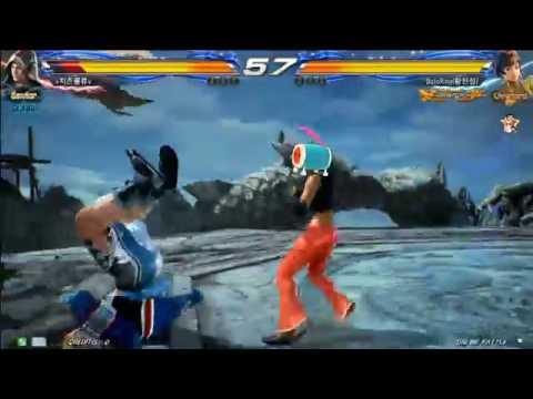 Tekken 7 FR Steve vs Josie