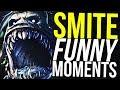 WE DOMINATE THE NEW SMITE ADVENTURE SMITE FUNNY MOMENTS mp3