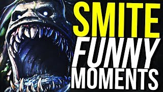 WE DOMINATE THE NEW SMITE ADVENTURE! - SMITE FUNNY MOMENTS