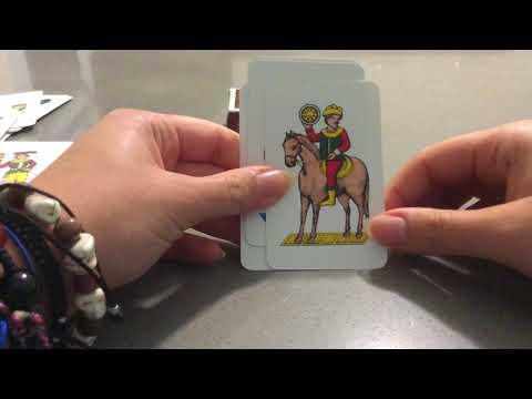 """Come fare una lettura """"dei tarocchi"""" con le carte napoletane"""