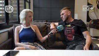 Zebervoki, talenti më i ri i humorit shqiptar në IN Style 18/05/2018 | IN TV Albania