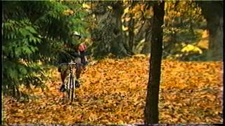 Cyclocross in Portland, Oregon in the 80