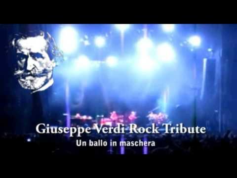 Un ballo in maschera. Giuseppe Verdi Rock Tribute