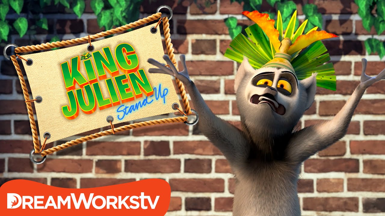 Download So Not Sorry | KING JULIEN STAND UP