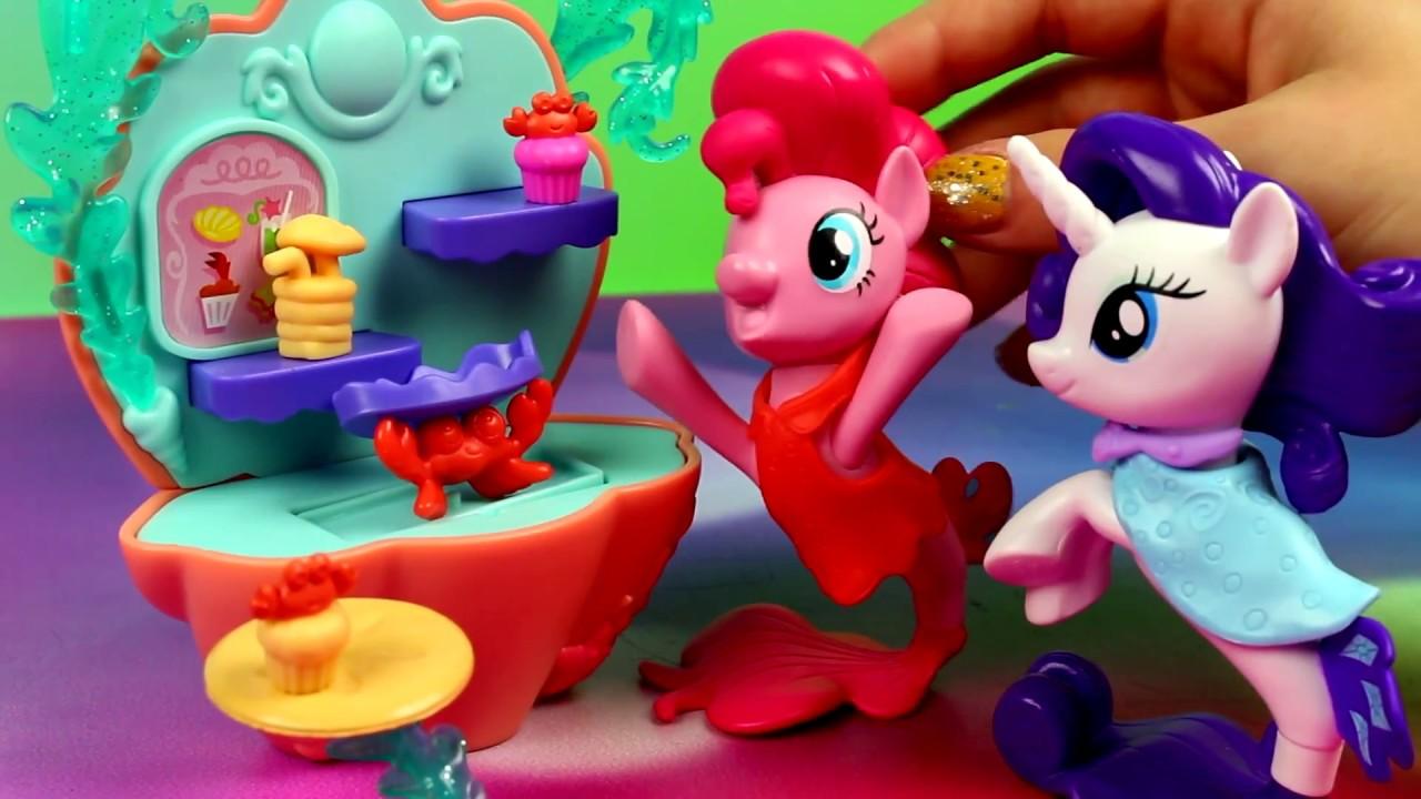 My Little Pony Film • Podwodna kawiarenka Pinkie Pie • Bajki dla dzieci
