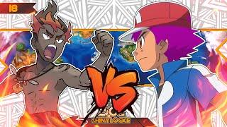 Pokémon Sol Shinylocke Ep.18 - TODO O NADA EN UN COMBATE