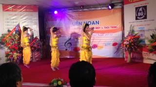 Múa Ấn Độ - UTEHY