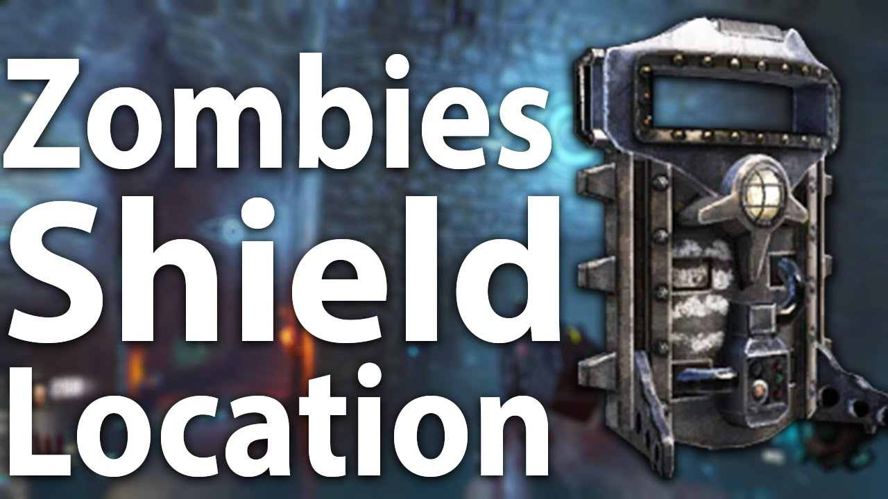 Der Eisendrache How To Build The Zombies Shield All Part