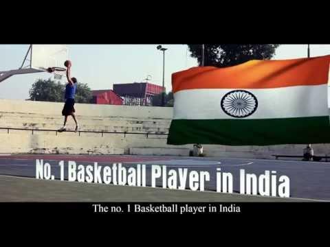 T J Sahi No 1 Basketball player in India