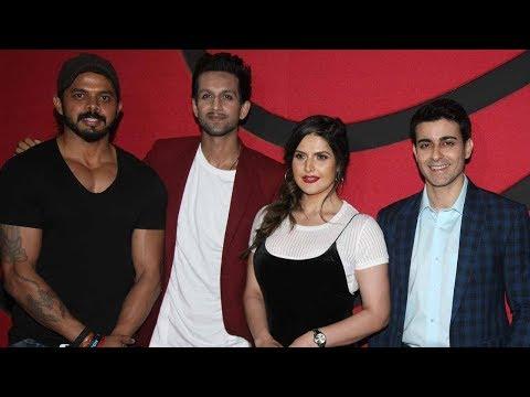 Aksar 2 Trailer Launch | Zarine Khan, Gautam Rode, S. Sreesanth