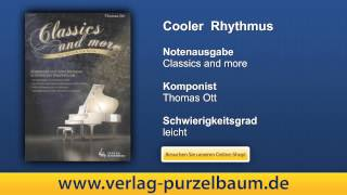 Cooler Rhythmus, von Thomas Ott, aus Classics and more
