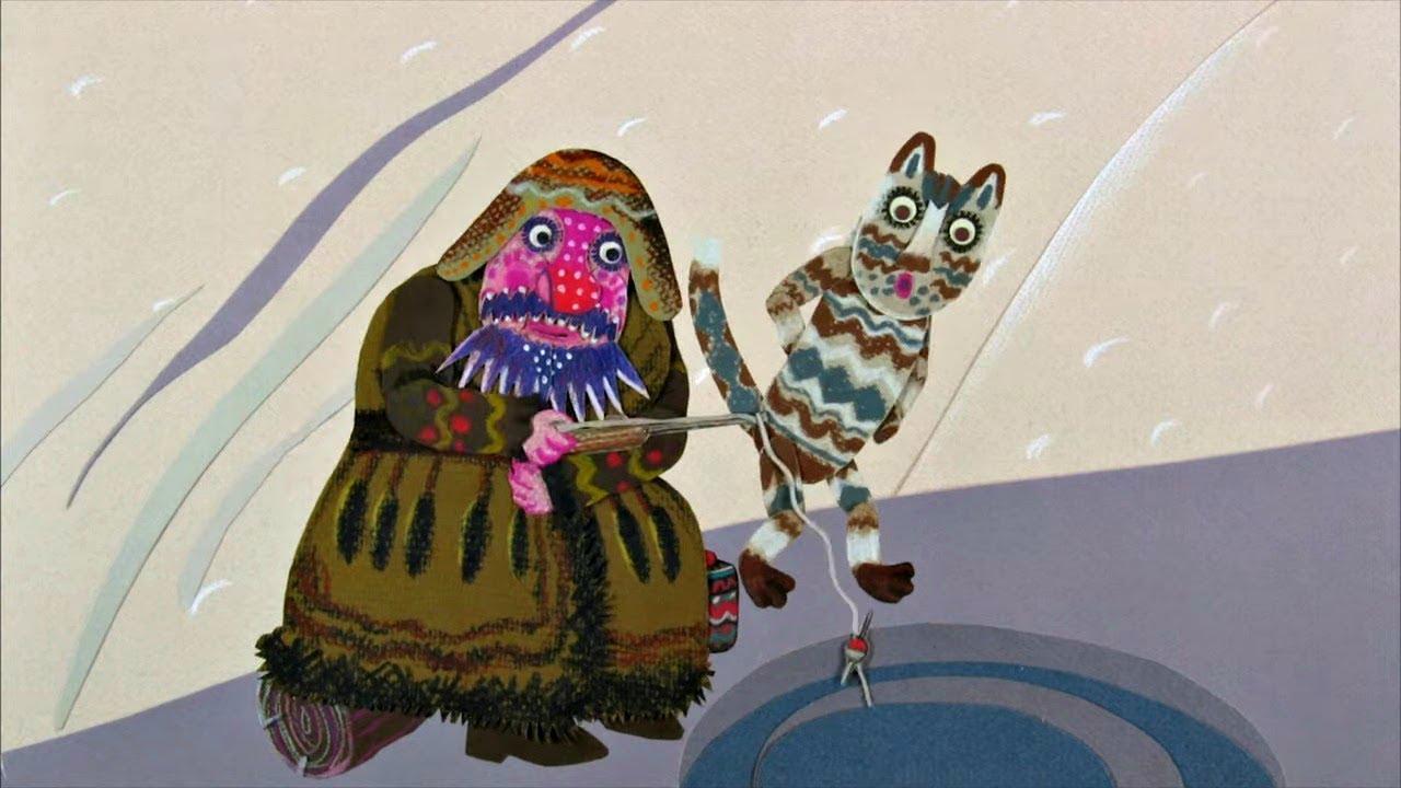 Ловись рыбка и Рыбак Оскус Оол - Гора самоцветов | Сказки ...