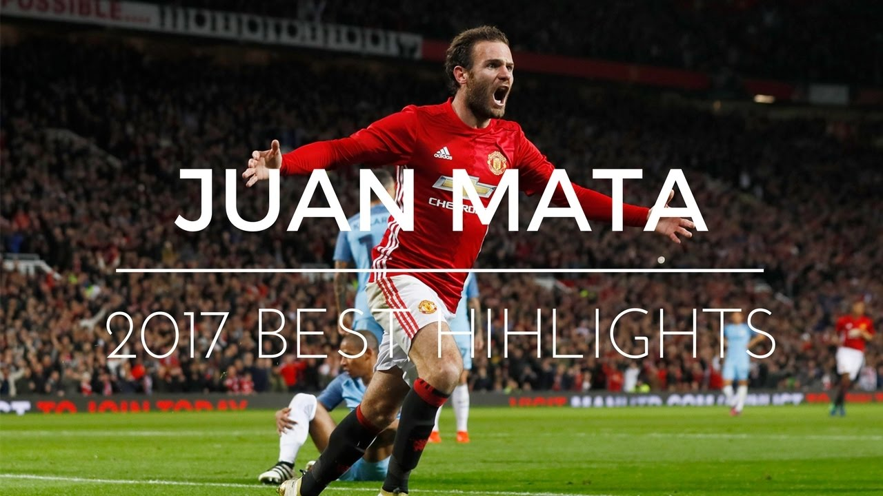 Juan Mata 2017 BETTER THAN POGBA
