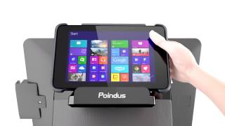 Introducing the varipad w series, a hybrid pos / ipc solution designed to increase mobility in your establishment, as well enhance customer experience...