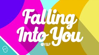 Gambar cover Hillsong Young & Free - Falling Into You (Lyric Video) (4K)