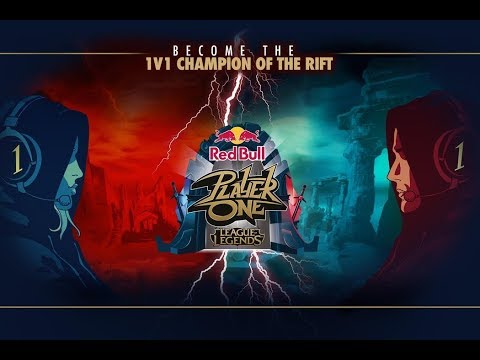 Red Bull Player One   1v1 League of Legends Tournament thumbnail