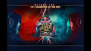 Red Bull Player One | 1v1 League of Legends Tournament