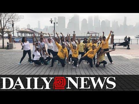Flash Mob Celebrates International Dance Day 2018