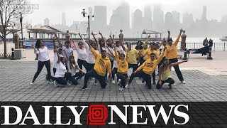 Flash Mob Celebrates International Dance Day 2018
