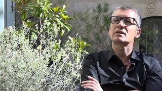 Gambar cover Johan Lagae, résident 2019-2020 de l'IEA de Paris