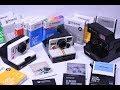 Polaroid Originals OneStep2 Camera &  i Type Film Vs  IMPOSSIBLE PROJECT Color 600 Film & Sun600 Cam