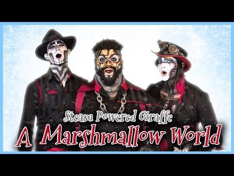 Bing Crosby - A Marshmallow World (Cover by Steam Powered Giraffe)
