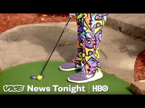 Inside The World Of Professional Mini Golf (HBO)