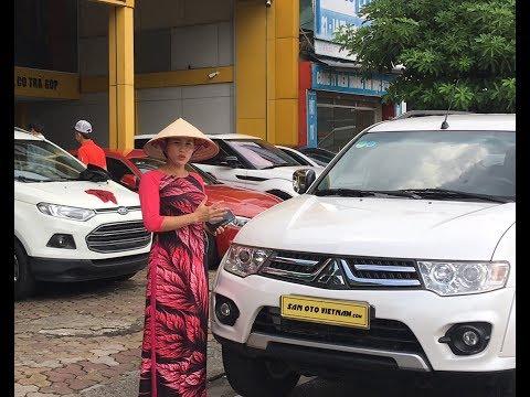 Quá Lạ  - Mitsubishi Pajero Sx 2016 Số Sàn Máy Dầu