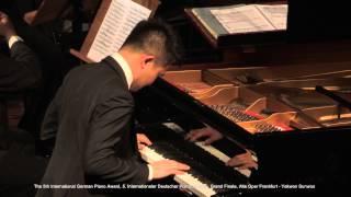 5th International German Piano Award Grand Finale: Laureate 2015 Yekwon Sunwoo