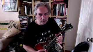 Out On The Ocean (jig) on mandolin