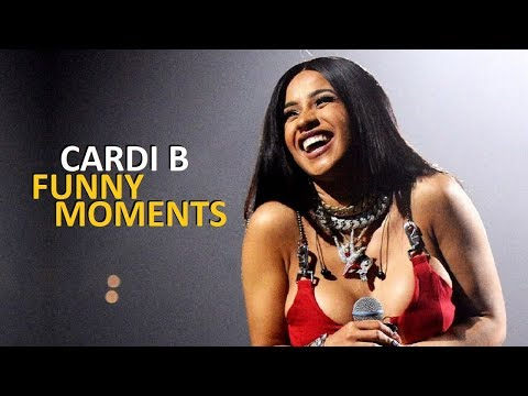 Cardi B FUNNY MOMENTS Part 2 (BEST COMPILATION)