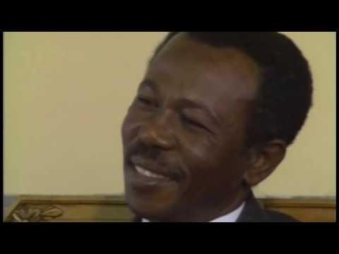 Mengistu Haile Mariam Interview [1990]