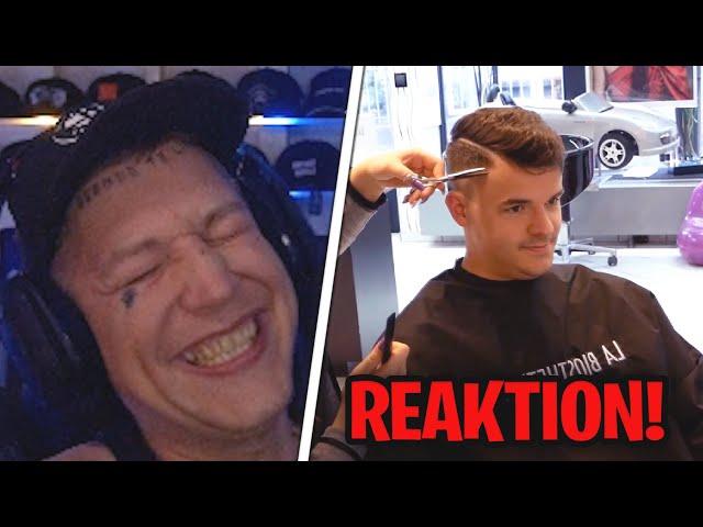 Montanablack reagiert auf TOURETTE 🤣 Beim Friseur & Rasieren | MontanaBlack Reaktion