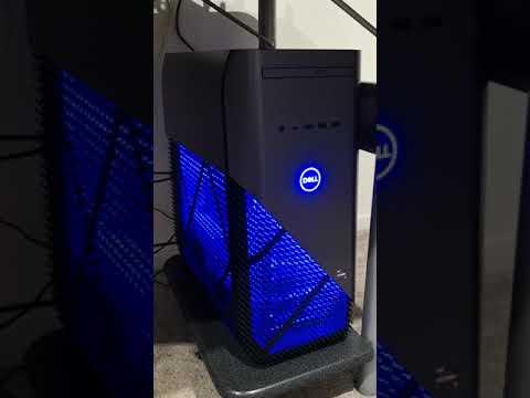 Dell Inspiron 5676 noises
