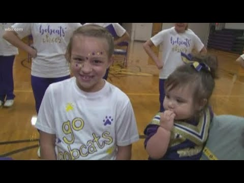 Pep Rally: Oliver Springs High School