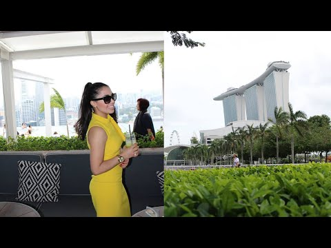 SINGAPORE TRAVEL VLOG | The Corporate Diary by Kat Garcia