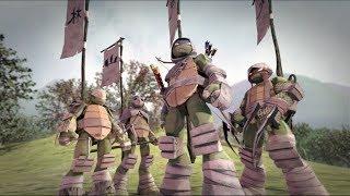 Черепашки-Ниндзя Видения - VQ Turtles - Teenage Mutant Ninja Turtles Legends