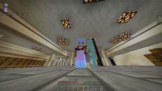 Minecraft time lapse| 64 x 64 Hole| 2 Solo Wither fights|