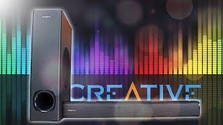 Creative Stage 2.1 Soundbar Review - Best Budget Soundbar 2019?