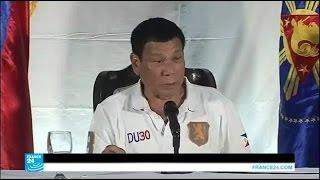 """فيديو.. رئيس الفلبين لـ الأمم المتحدة: """"سأثبت للعالم أنكم في غاية الحماقة"""""""