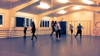 Breathe - Choreography by Rebekka Scharf