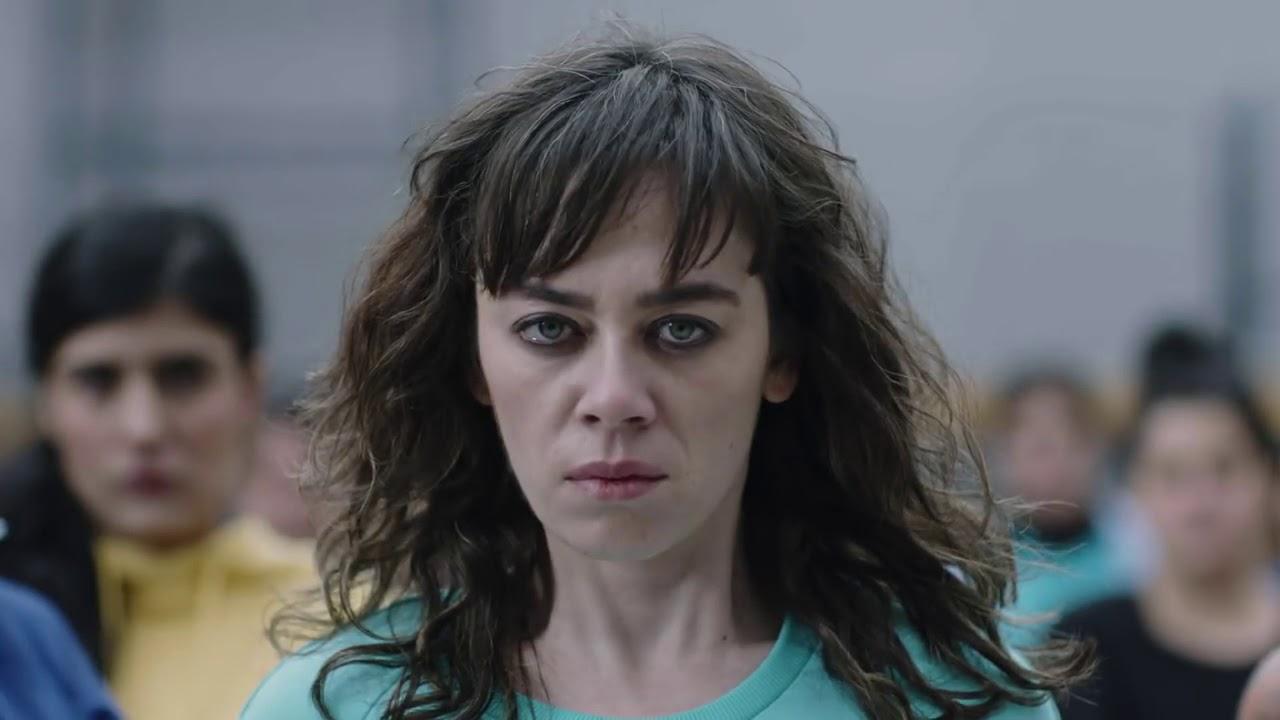 Prison Yard (Avlu) Tv Series Trailer - 1