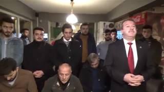 Video  Mahmut Coşkun - Şükrü Kaya seçim çalışmalarına hız verdi