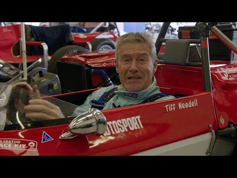 ITV4 Highlights of the Silverstone Classic 2017, sponsored by JET