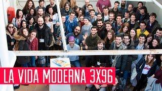 La Vida Moderna 3x96...es ser mamporrero y ponerte en Linkedin que eres community handjob assistant